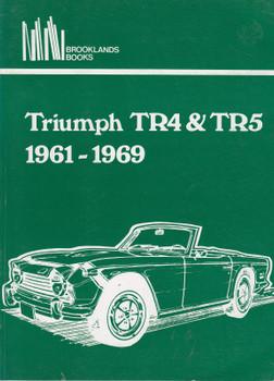 Triumph TR4 & TR5 1961-1969 Road Tests (TR456169)