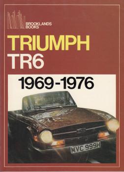 Triumph TR6 1969-1976 Road Tests (B002ZJTF9G)
