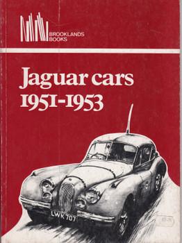 Jaguar Cars 1951-1953 Road Tests (JAG5153)