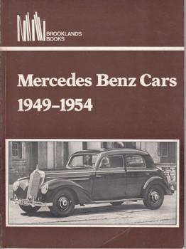 Mercedes-Benz Cars 1949-1954 Road Tests