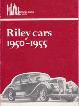 Riley Cars 1950-1955 Road Tests (B00LP21XMQ)