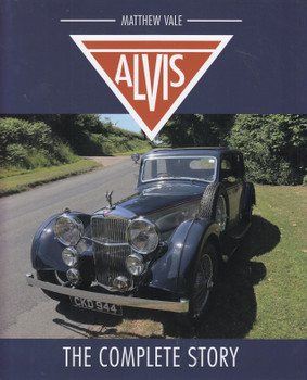 Alvis - The Complete Story (9781785005879)