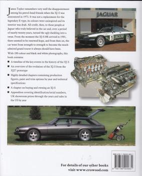 Jaguar XJ-S - The Complete Story (James Taylor) (9781785005831)
