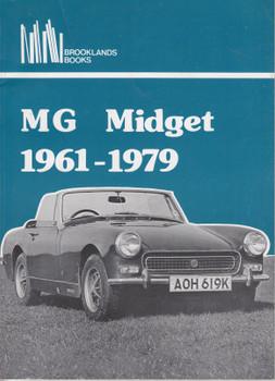 MG Midget 1961-1979 Road Tests (9780906589724)