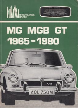 MG MGB GT 1965-1980 Road Tests (9780906589960)