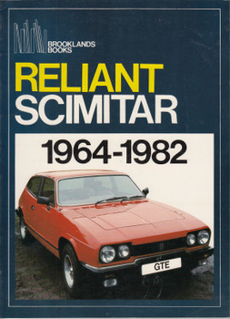 Reliant Scimitar 1964-1982 Road Tests (0907073670)