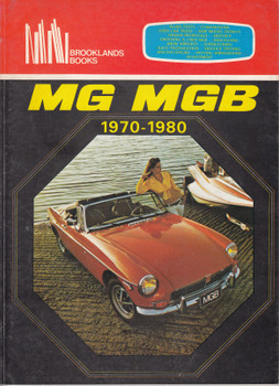 MG MGB 1970-1980 Road Tests (9780906589908)