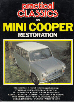 Practical Classics On Mini Cooper Restoration (9780946489220)