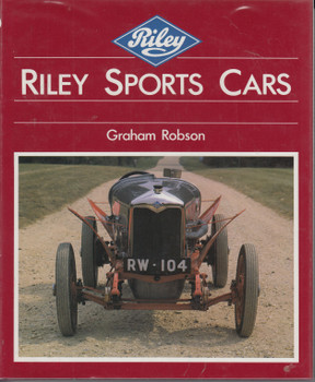 Riley Sports Cars (Graham Robson) (9780946609215)