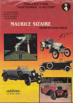 Maurice Sizaire - Homme de Genie Oublie (French Text) 1st Edition 1985 (9782905171023)