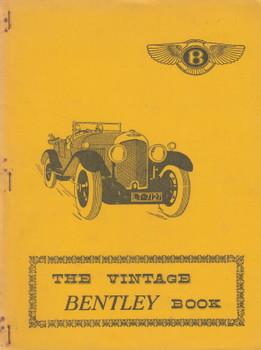 The Vintage Bentley Book (John Dowdswell) (B005LYEJYI)