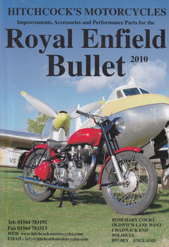 Royal Enfield Bullet 2010 Parts Catalogue (Hitchcock's Motorcycles)