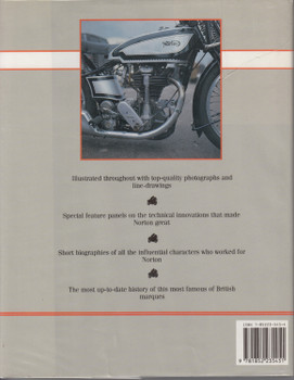 Norton - The Complete Story (Derek Magrath) 1st Edn. 1991 (9781852235451)