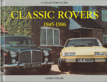 The Classic Rovers 1945-1986 (James Taylor) Hardcover, 2nd Edn. 1996 (9781899870073)