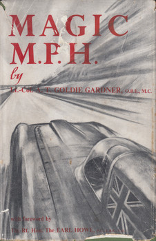Magic M.P.H. (Lt -Col. A.T.Gardner) 1st Edn. 1951 (B0048FXZAK)