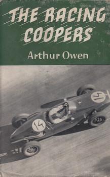 The Racing Coopers (Arthur Owen) 3rd Edn. 1960 (B0017AX0S61960)