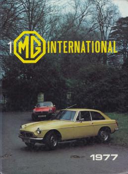MG International # 1 (Ed.Richard L. Knudsen) 1st Edn. 1977 (B00261P9LQ)