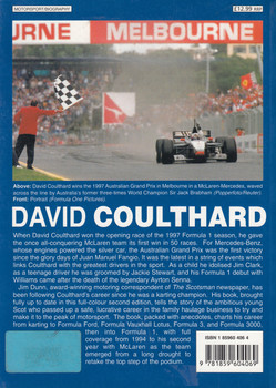 David Coulthard - In the wheeltracks of legends (Jim Dunn) Paperback, 2nd Revised Edn. 1997 (9781859604069)