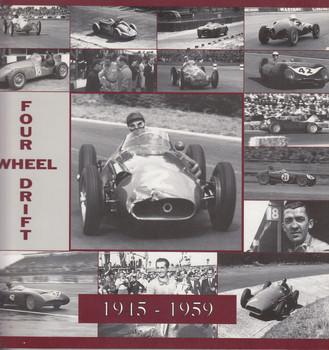 Four Wheel Drift 1945-1959 (Mike Lawrence) Paperback - 1s Edn. 1994 (9780903243124)