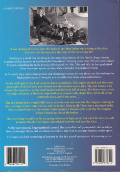 Petrolhead - The Life and Times of a Classic Car Buff (Roger Austin Learmonth) Paperback, 1st Edn. 2004 (9781899870714) (