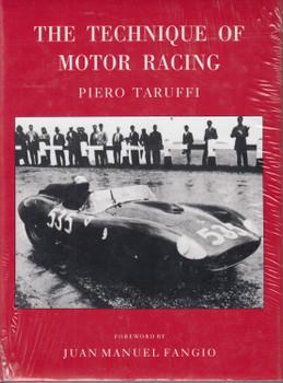 The Technique Of Motor Racing (Piero Taruffi) New Edn. 1990 (9780837602288)