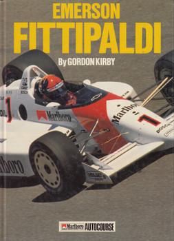 Emerson Fittipaldi (Gordon Kirby) 1st Edn. 1990 (9780905138787)