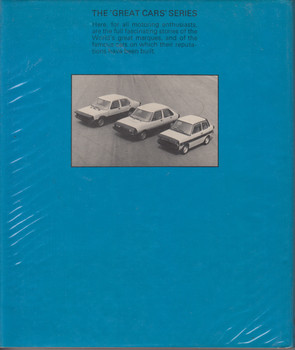 Fiat - The Great Car Series (Rod Shimwell) 1st Edn. 1977 (9780860021407)