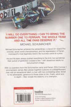 Michael Schumacher - The Edge Of Greatness (James Allen) Paperback, 2008 (9780755316502)