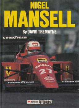 Nigel Mansell (David Tremayne) Driver Profiles Hardcover 1st Edn. 1989 (9780905138671