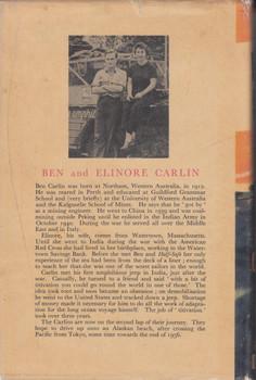 Half-Safe Across the Atlantic by Jeep (Ben Carlin) Hardcover 1st Edn. 1955 (B0000CJ92L)