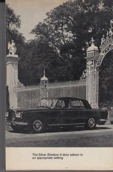 The Roll-Royce Companion (Kenneth Ullyett) Hardcover 1st Edn. 1969 (9780090953509)