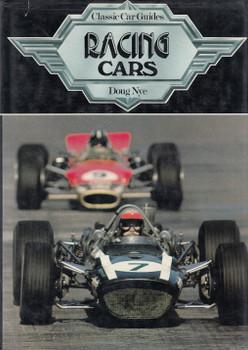 Racing Cars (Doug Nye) Hardcover 1st Edn. 1980 (9780706360387)