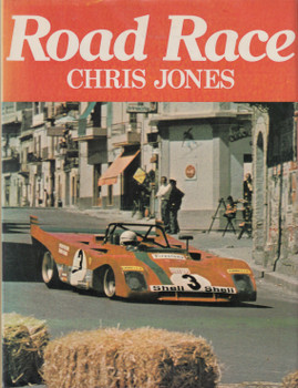 Road Race (Chris Jones) Hardcover 1st Edn. 1977 (9780047960451)
