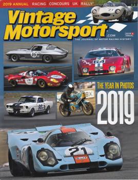 Vintage Motorsport 2019 Annual (VMSA2019)