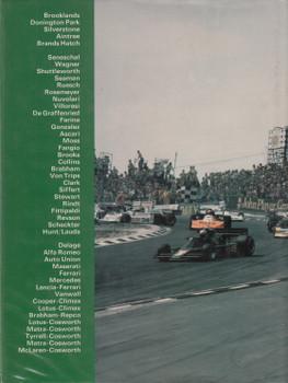 The British Grand Prix 1926-1976 (Doug Nye) Hardcover 1st Edn 1977 (9780713432831)