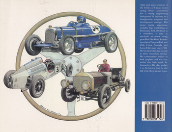 A-Z Of Classic Motorsport - Written & Illustrated by Brian Caldersmith Paperback 1996 (9780908031726)