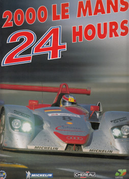Le Mans 24 Hours 2000 Yearbook (Hardcover English Edition) (9782940125500)