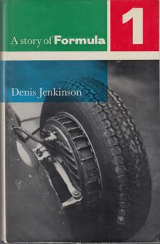 A story of Formula 1 (Denis Jenkinson) hardcover 1st Edn 1960 (B0000CKV7H)