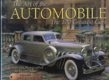 The Art of the Automobile - The 100 Greatest Cars (9780061051289)