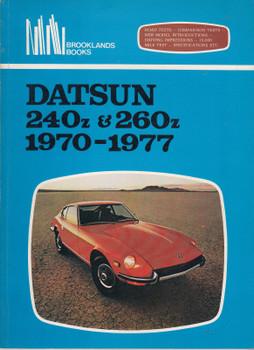 Dastsun 240Z & 260Z 1970-1977 Road Tests (0906589762)