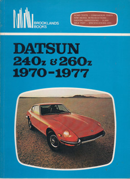Dastsun 240Z & 260Z 1970-1977 Road Tests (0906589762)
