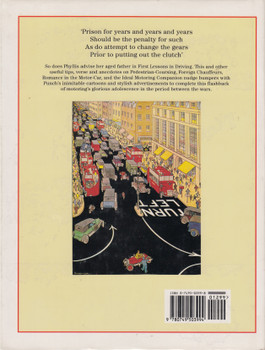 Classic Motoring from Punch (Ed. Granados Paula) Hardcover 1st Edn 1991 (9780749503994)