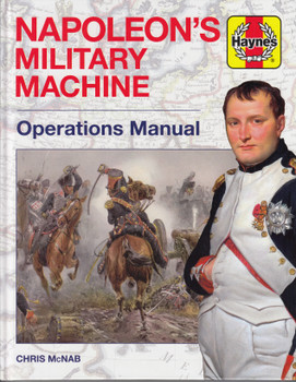 Napoleon's Military Machine - Operations Manual (9781785212215)