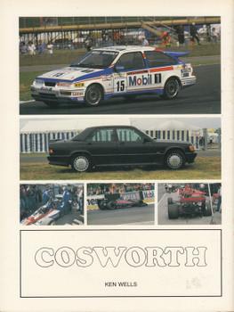 Cosworth (Ken Wells) Paperback 1st Edn. 1987 (9780946132423)