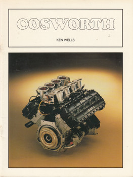 Cosworth (Ken Wells) Paperback 1st Edn. 1987 (9780946132423)