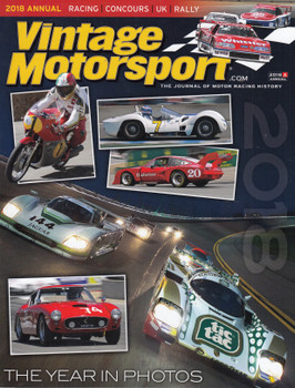 Vintage Motorsport 2018 Annual (VMSA2018)
