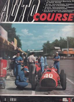 Autocourse 1951 ( Volume 1) Paperback 1951 (B07DC9Z456)