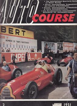 Autocourse 1951 ( Volume 2) Paperback 1951 (B07DCB7JFN)