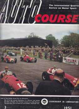Autocourse 1951 ( Volume 3) Paperback 1951 (B00G5PZZ1I)