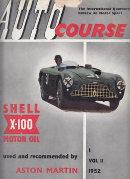 Autocourse 1952 ( Volume 1) Paperback 1952 (B07DCXJ3GV)